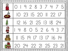 FREE Number Fluency Practice