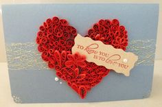 Hey, I found this really awesome Etsy listing at https://www.etsy.com/ru/listing/178583343/valentines-card-quilled-valentines-card