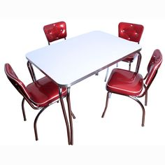 Great retro furniture set that is actually MADE IN THE USA.