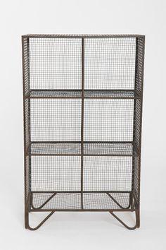"Locker Room Storage Shelf from Urban Outfitters 24""l, 12""w, 40""h $179.00"