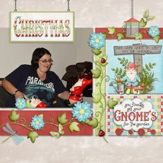 Tempting Template Challenge @ Gotta Pixel Template provided by Lindsay Jane Designs You GnoMe by Kristmess Designs Font: Wild Rover- combined with paper from kit and Bevel Styles by Veronica Spriggs. Font: MTF Elegance Photo. Ncm Imaging aka Nikki Tiggerific Mulreany