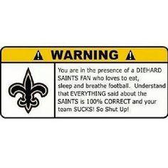 Who Dat! New Orleans Saints! geaux saint, new orleans saints, true stori, nola, sport, dat nation, black gold, orlean saint, footbal