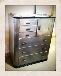 1930s Norman Bel Geddes dresser