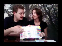 Video Tutorial teaching you how to make a Child Training Bible