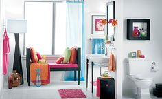 Moen and color go together well