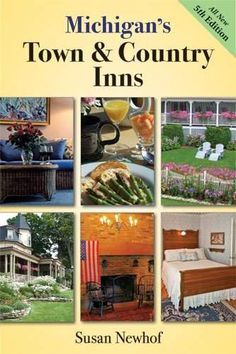 Travel smart: Upscale Michigan inns  New book features the best B in Michigan, including the Kalamazoo House B