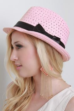 Girly Touch Fedora