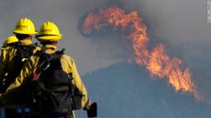 62 WILDFIRES BLAZE.....click to read.     This is the tip of the iceberg on wildfires we have had this year.  Bible says that !/4 of the grass and trees will burn.....
