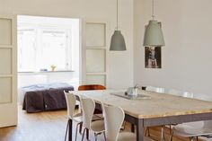 STIL INSPIRATION: Today I love | This natural pale interior