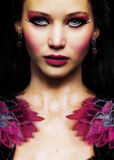 Jennifer Lawrence as Katnis Everdeen
