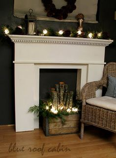 One day I will have a fireplace like this!