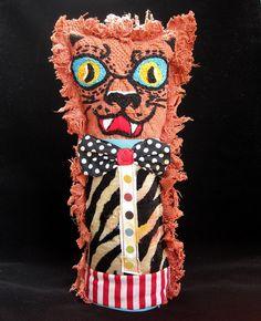 Carnival Knock Down Cat