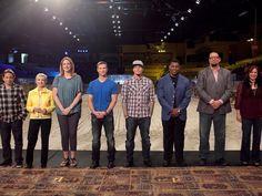New Celebrities, New Challenges, New Season — Rachael vs. Guy: Celebrity Cook-Off