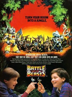 Battle Beasts!
