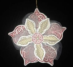 Another holiday ornament by smithr66 - Cards and Paper Crafts at Splitcoaststampers