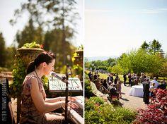 Wedding at Culloden