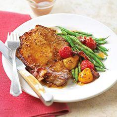 We have hundreds of savory pork chop recipes here! Pin now for inspiration: http://www.bhg.com/recipes/pork/chops/?socsrc=bhgpin121913porkchoprecipes