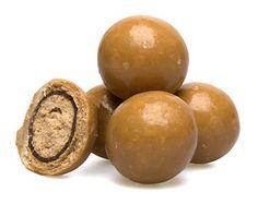 peanut butter malted milk balls- Yes please!