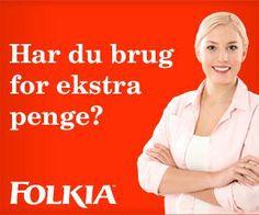 Folkia er af de nyeste lån hos Pengepungen.dk. Rigtig godt lån, og hurtig godkendelsesprocess.