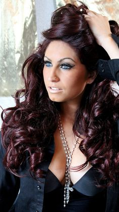 hair colors, haircolor, style network, curl, hair style, hairstyl, fashion looks, summer colors, traci dimarco