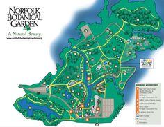 Norfolk Botanical Garden: Norfolk, VA