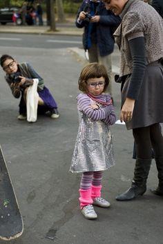Reluctant fashionista #sartorialist