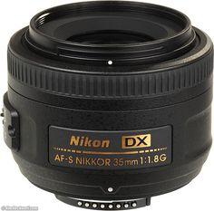 Nikon 35mm f/1.8G AF-S DX review #kenrockwell