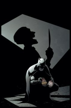 Batman #38 by Greg Capullo and Danny Miki *