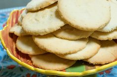Pioneer Woman's favorite sugar cookies