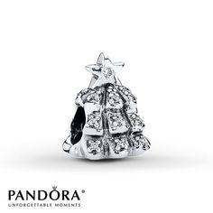 Pandora Charm Tree of Lights Sterling Silver