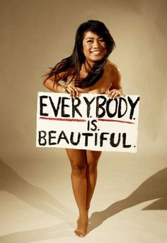 Every BODY is beautiful!