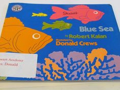 """Ff is for Fish"" and activity shared by Teach Preschool"