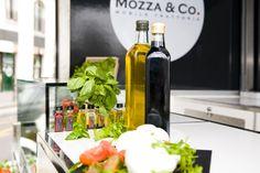 Mozza & Co - Paris Food Truck