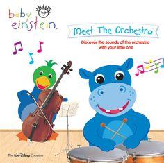 Baby Einstein - Meet the Orchestra: First Instruments - YouTube