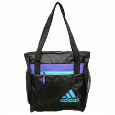 Tote around the Adidas Squad II Club Tote for $39.99, plus get 4 SB for every dollar spent (more that 4%) on all your back to school fashion at Famous Footwear