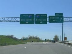 syracuse ny - memory lane ..drove from syracuse to Binghamton in the summer to visit my Mom and family