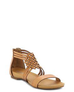 Sandales plagette - patchouli- minelli