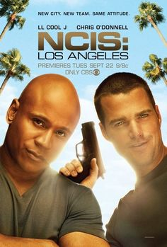 NCIS: LA on CBS, Tuesday @ 8  What's not to love about this show!