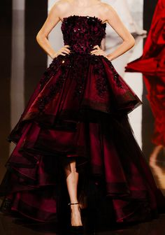 * russo 2014, princess gown, fashion edg, charact cloth, fall 2014, coutur fall