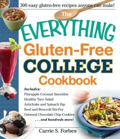 The Everything Gluten-Free College Cookbook