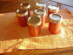 MaryJanesFarm Farmgirl Connection - canning (crab apple butter recipe )