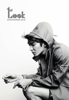 Siwon for First Look