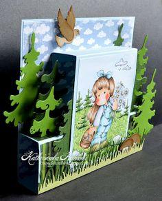 STEP BOX CARD TUTORIAL