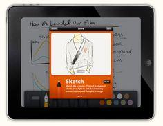 Paper iPad App