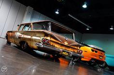 1960 Chevy Rat Wagon