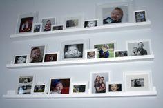 Single.Simple.Studio: Retro Gallery Wall
