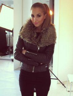 Fall - fur jacket