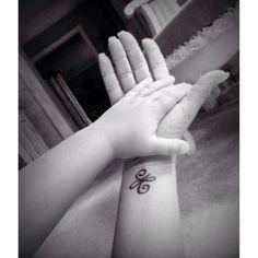 One of my wrist tattoos. New beginnings tattoo. Feminine tattoos.