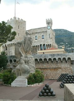 Grimaldi Palace.