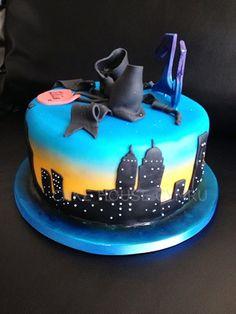 13th birthday cake new york themed cake. Black Bedroom Furniture Sets. Home Design Ideas